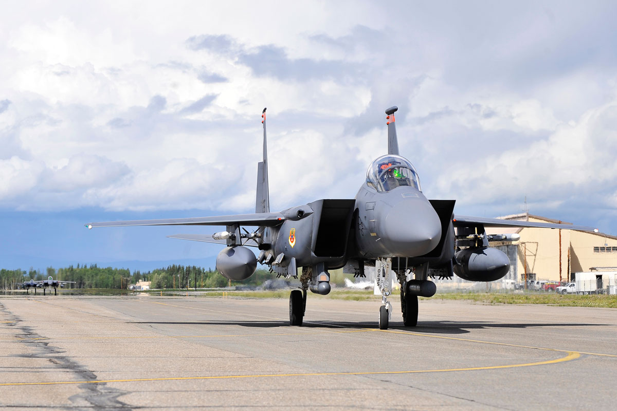 F 15e Strike Eagle Military Com
