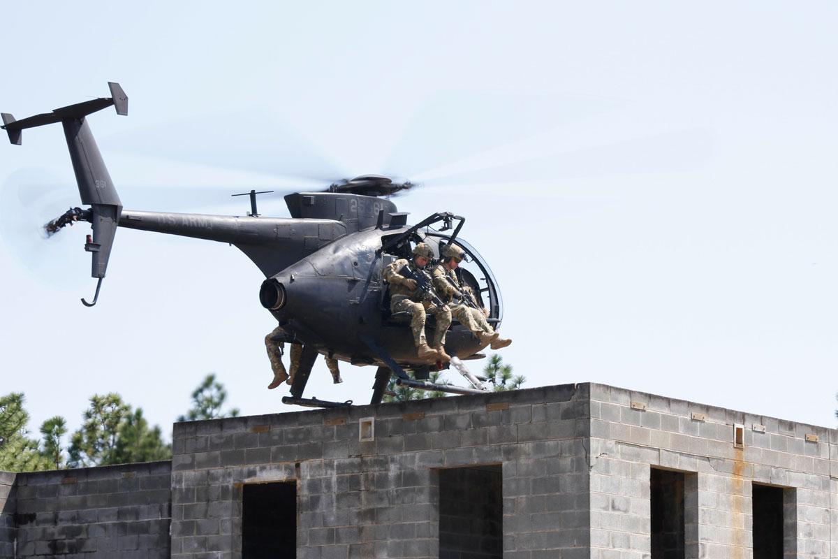 Mh 6 Little Bird Military Com