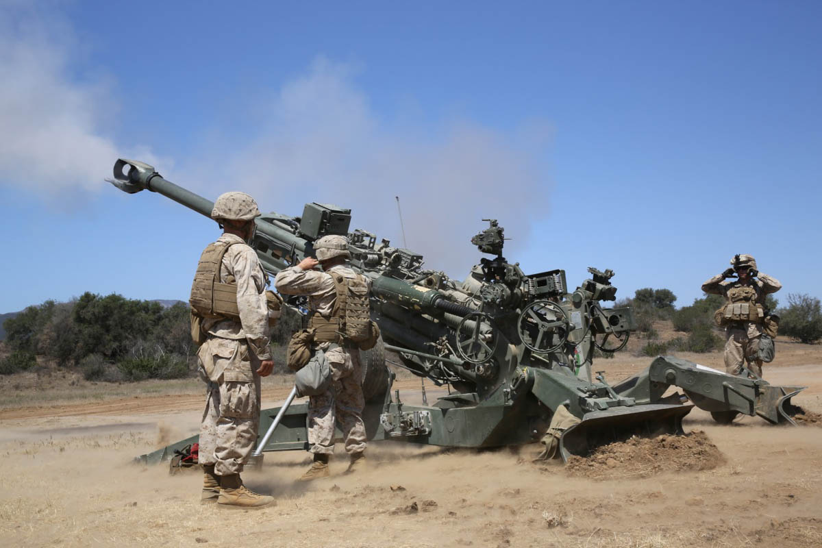 M777 Howitzer   Military.com
