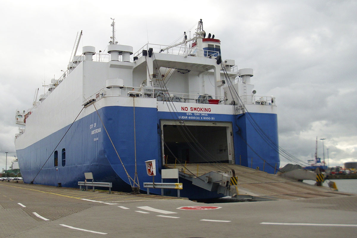 Shipping A Car >> Shipping Your Vehicle Overseas   Military.com