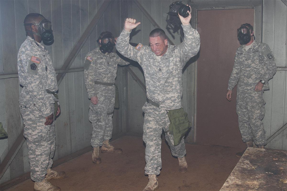Gas Chamber: Surviving Basic Training | Military.com