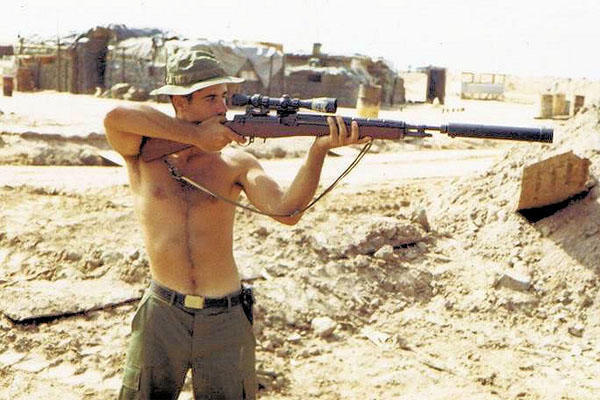 This Marine Was The 'American Sniper' Of The Vietnam War ...