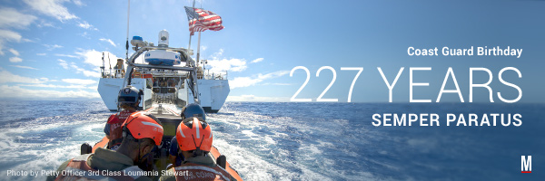 Coast Guard Birthday