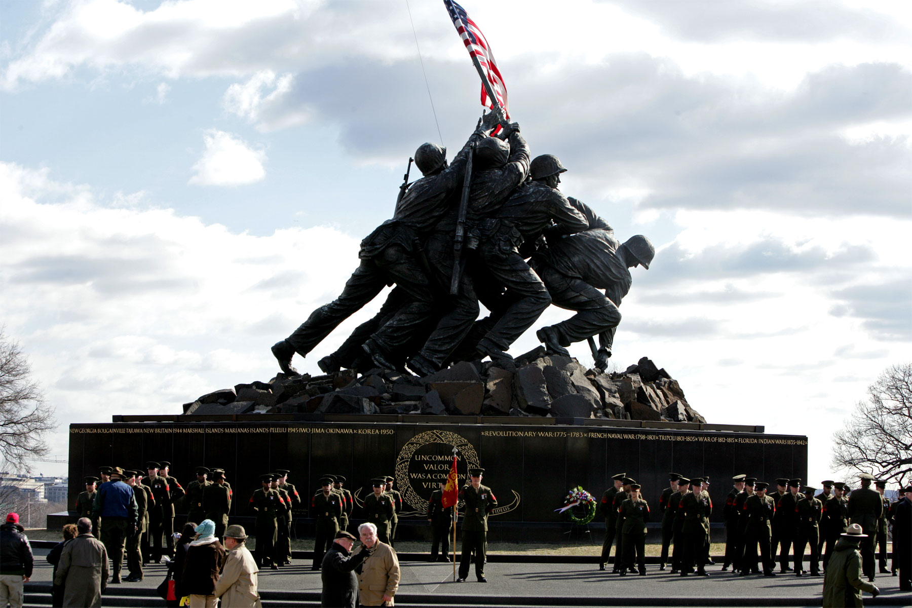 iwo jima flag raiser u0026 39 s name is wrong in government