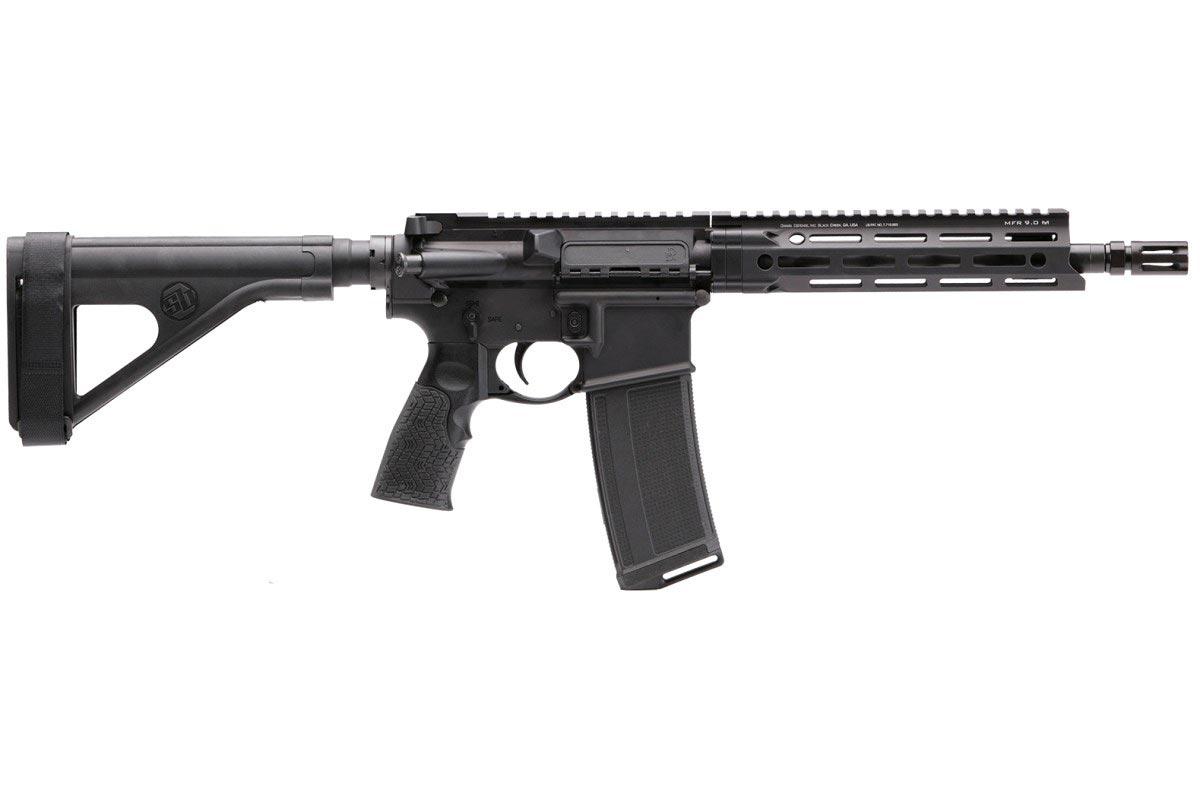 Daniel Defense Introduces New AR Pistol