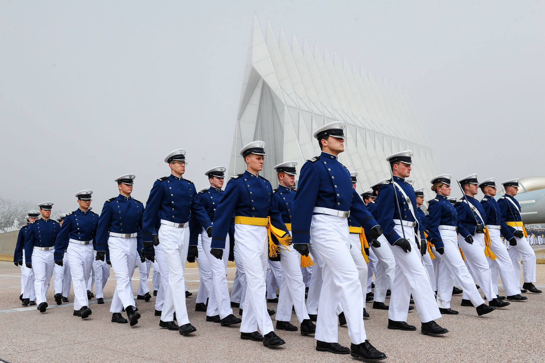 Air Force Academy Pays Tribute to Tuskegee Airmen