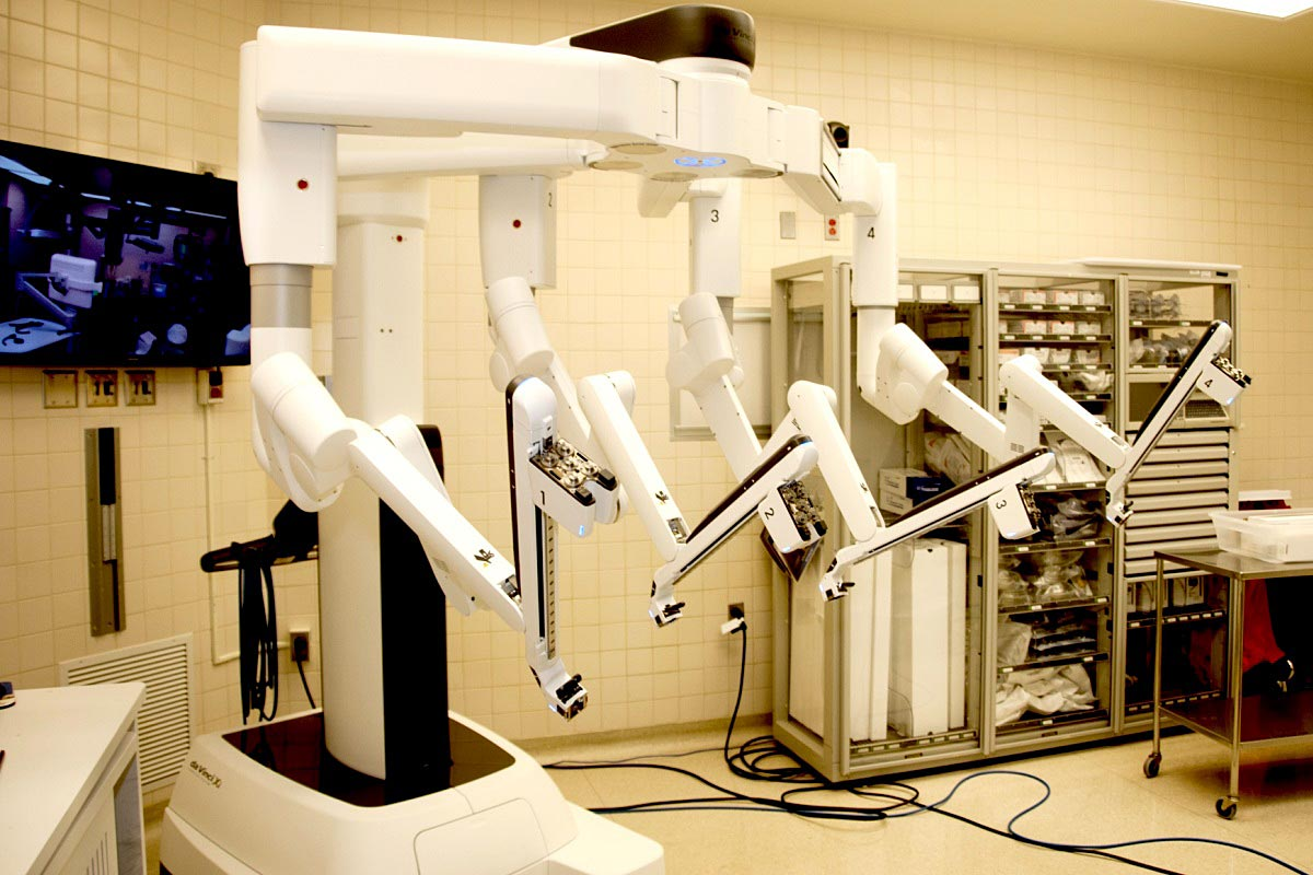 Da Vinci Xi >> Army Medicine Embracing Robot Surgery, Other High-Tech Procedures | Military.com