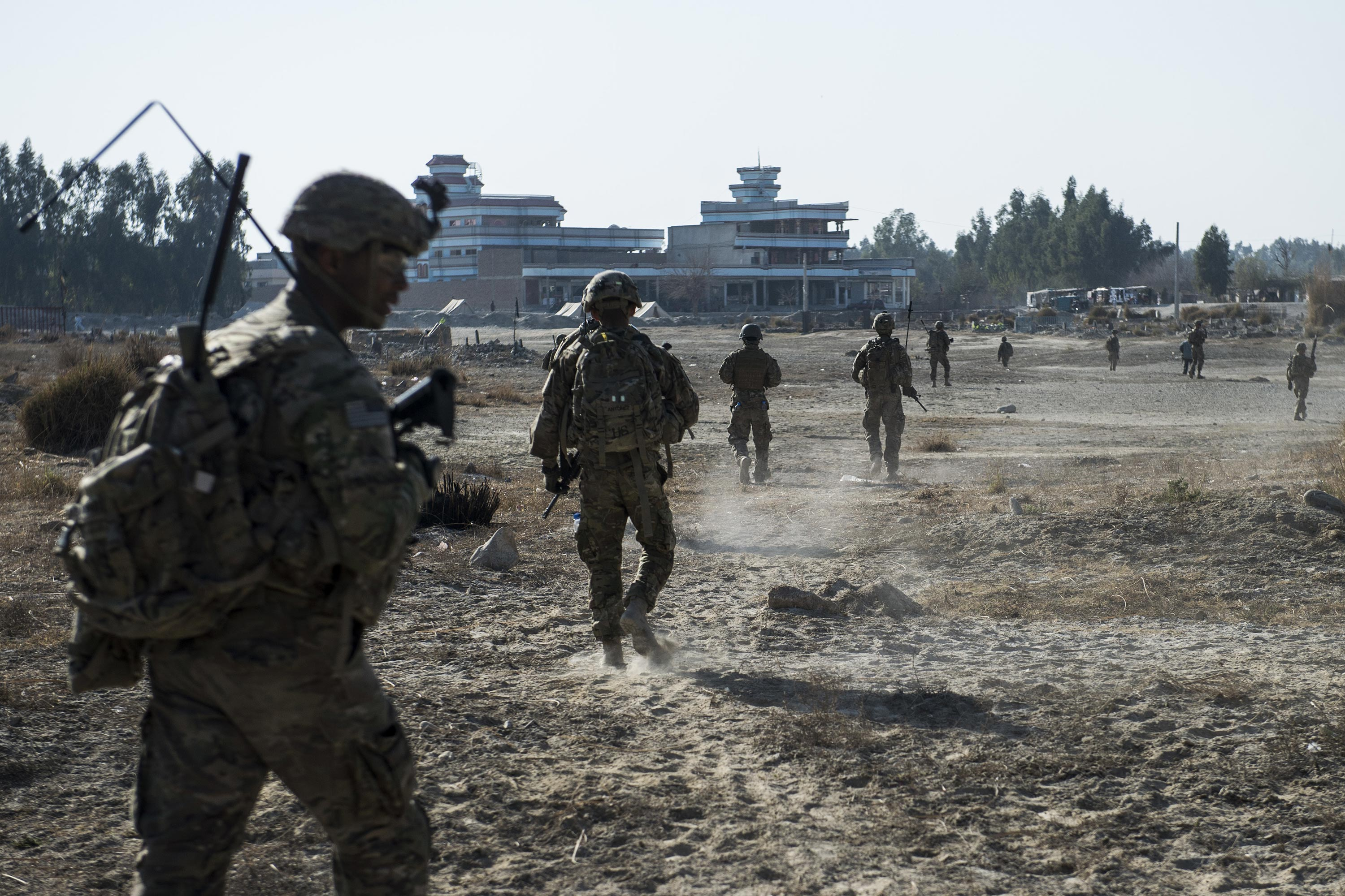 Account Of Gunfight With Taliban Sheds Light On American