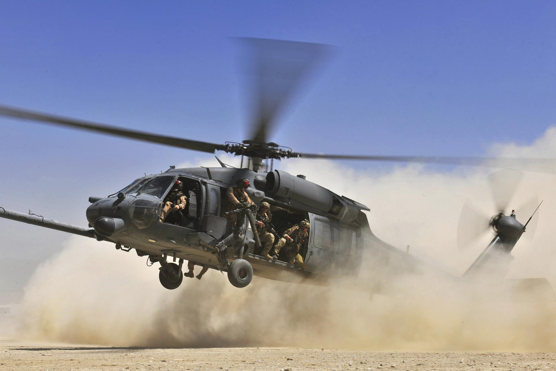 Pave Hawk Replacement Can't Come Too Soon as Maintenance Mounts: GAO