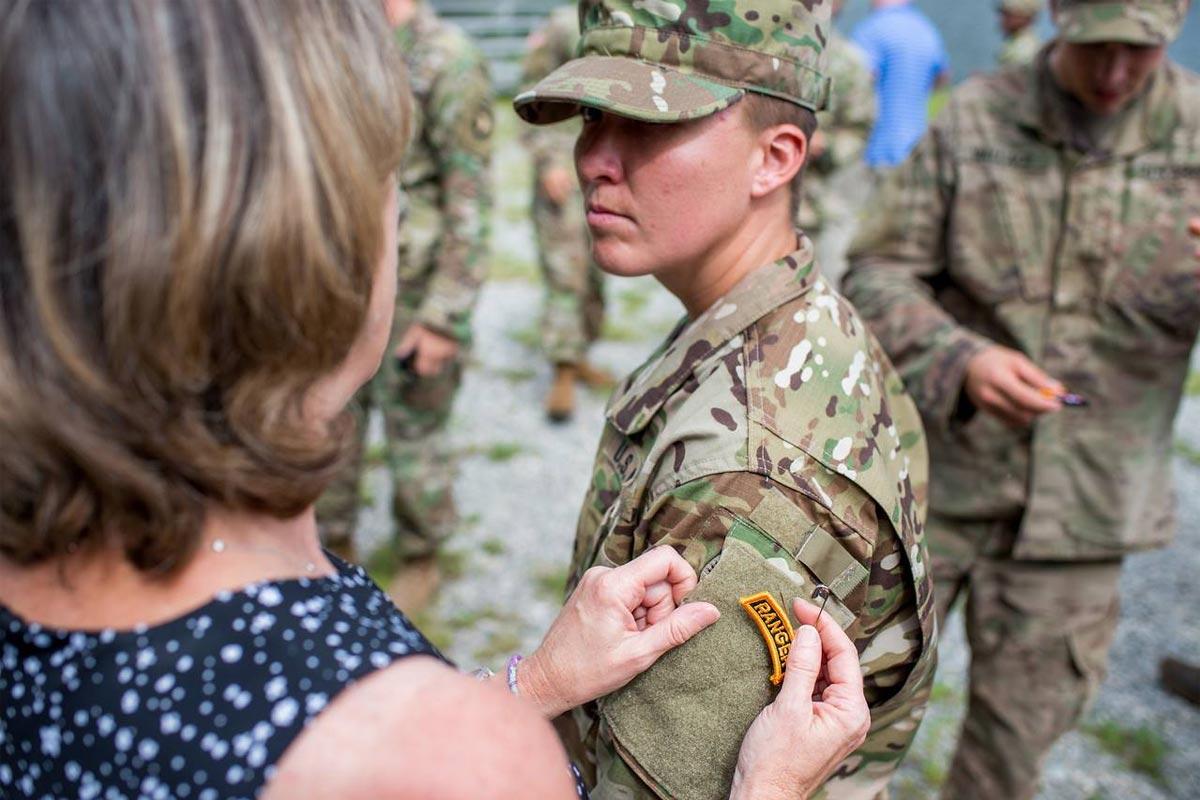US Army Infantry Officer • Captain Coss • 75 Ranger Regiment