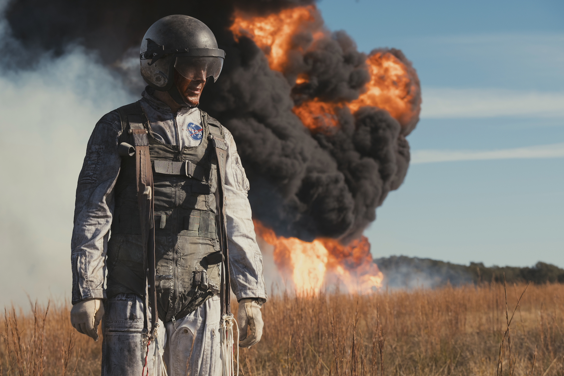 USAF, Hollywood Partner During Making of 'First Man'