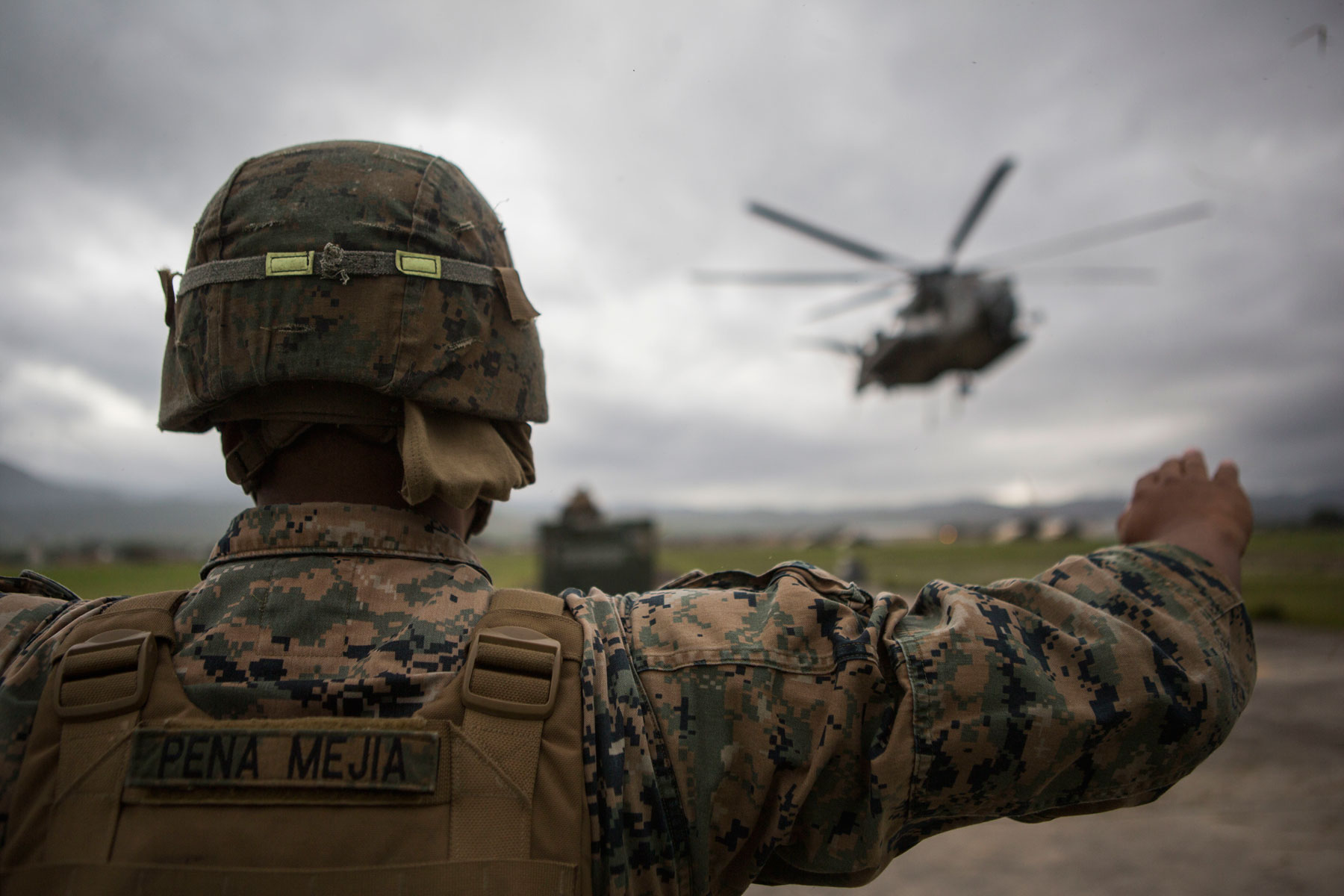 US Troops Continue Central American Missions as Trump Vows to Pull Aid