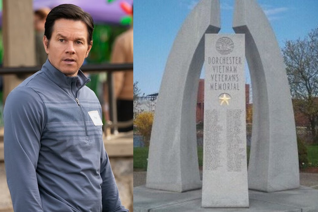 Mark Wahlberg Lends Support To Repairs On Vandalized Vietnam War Memorial Military Com