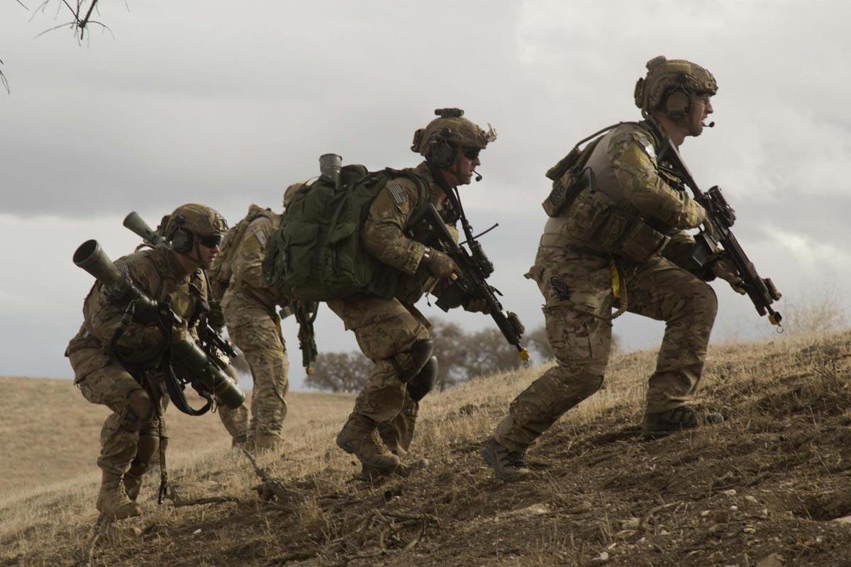 Army's 75th Ranger Regiment Offers $10K Enlistment Bonuses for Some MOSs
