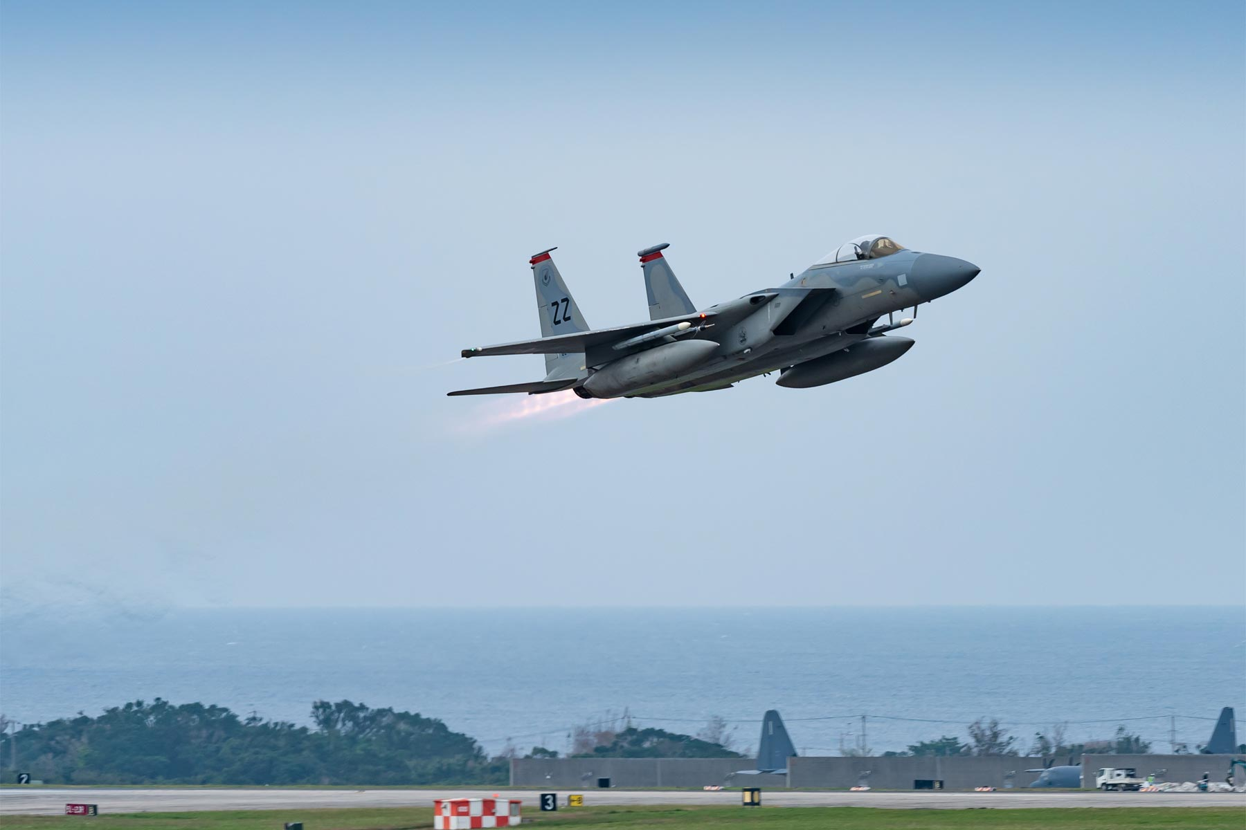 Hackers Find Serious Vulnerabilities in an F-15 Fighter Jet System