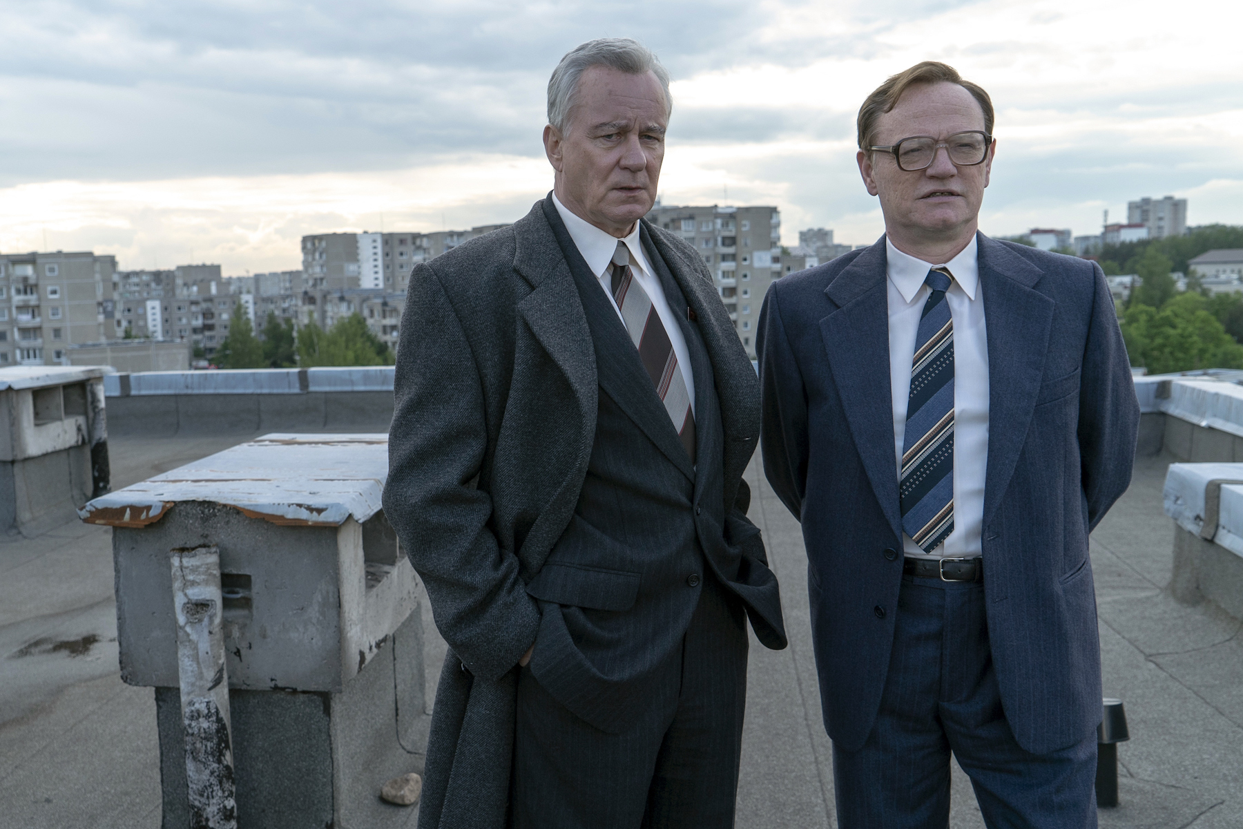 With 'Chernobyl,' Jared Harris Learned a Shocking Truth About Nuclear Destruction