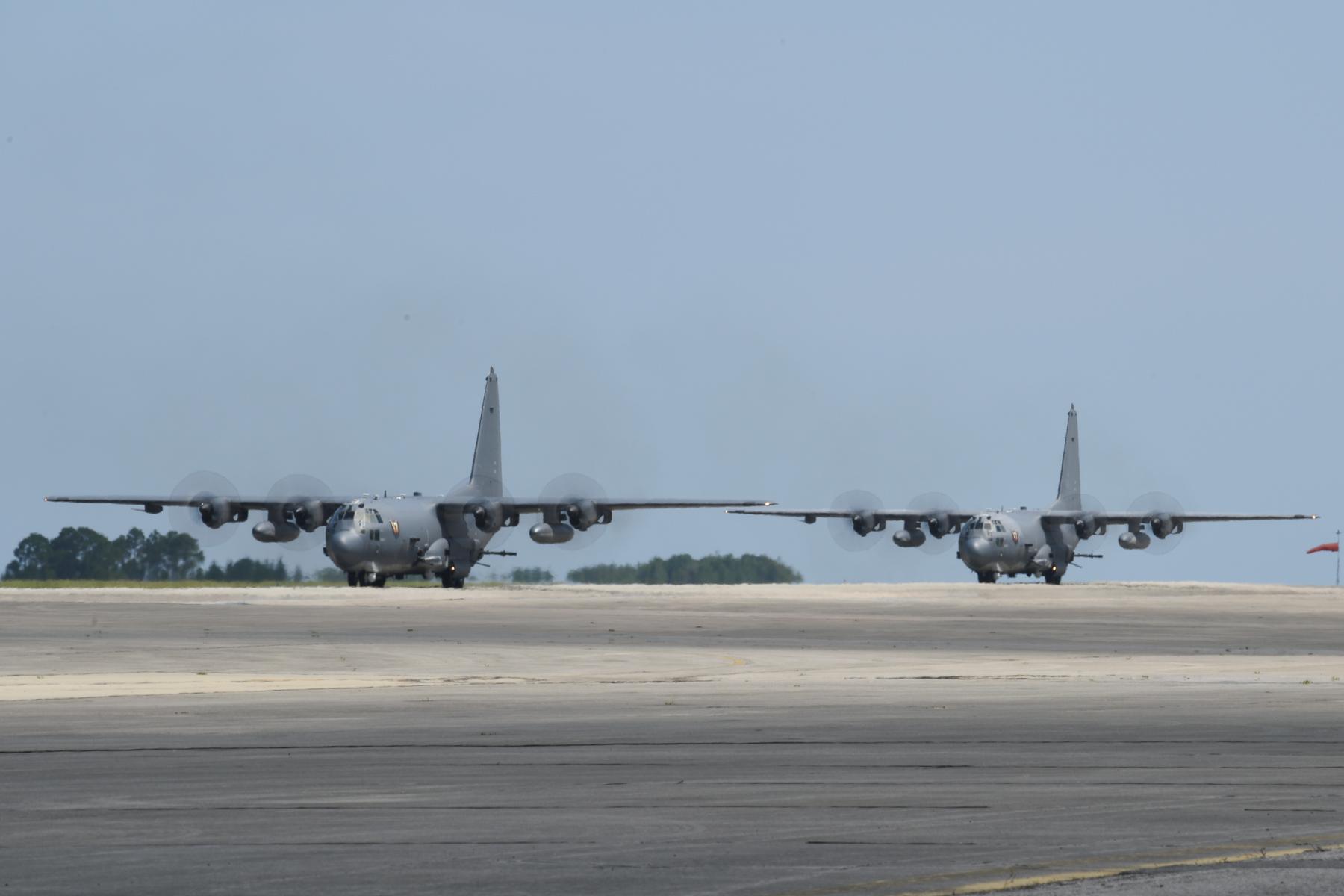 AC-130U 'Spooky' Gunship Completes its Final Combat Deployment