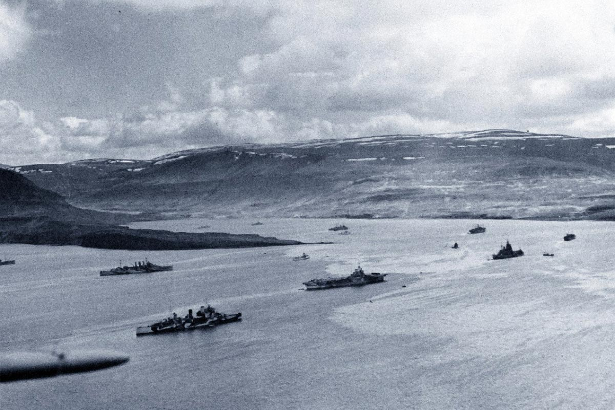The Critical Role of the Arctic Convoys in WWII
