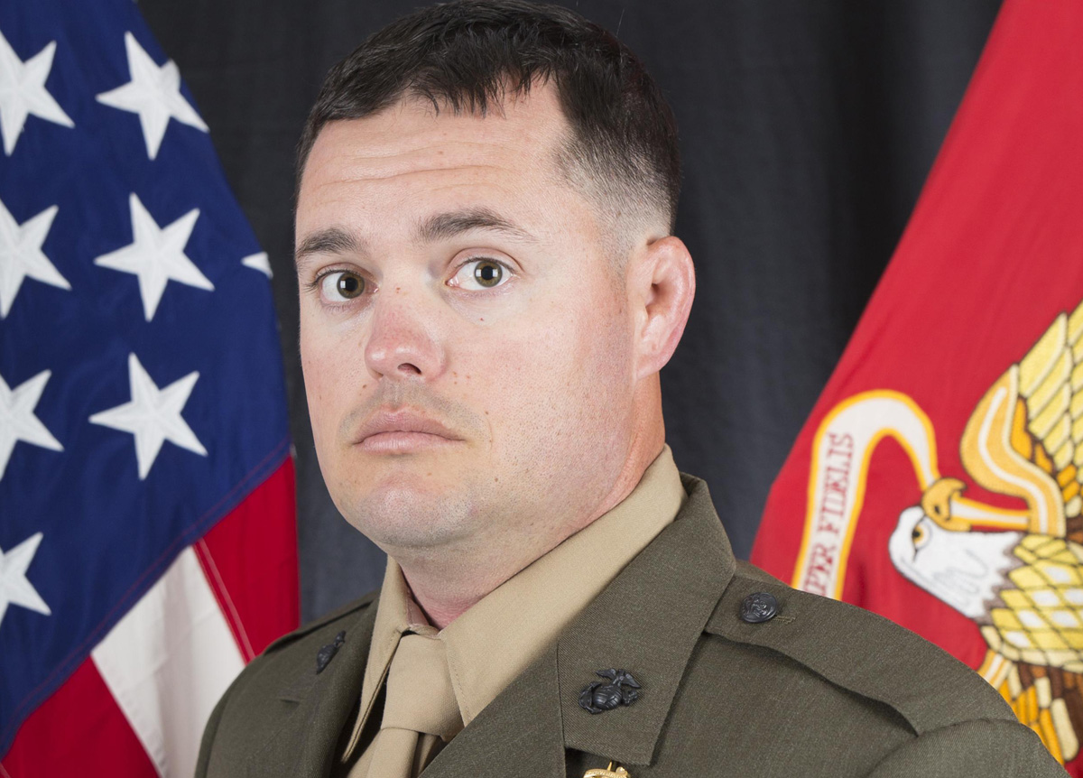 Investigation to Look Into Possibility That Marine Was Killed in Iraq by Friendly Fire