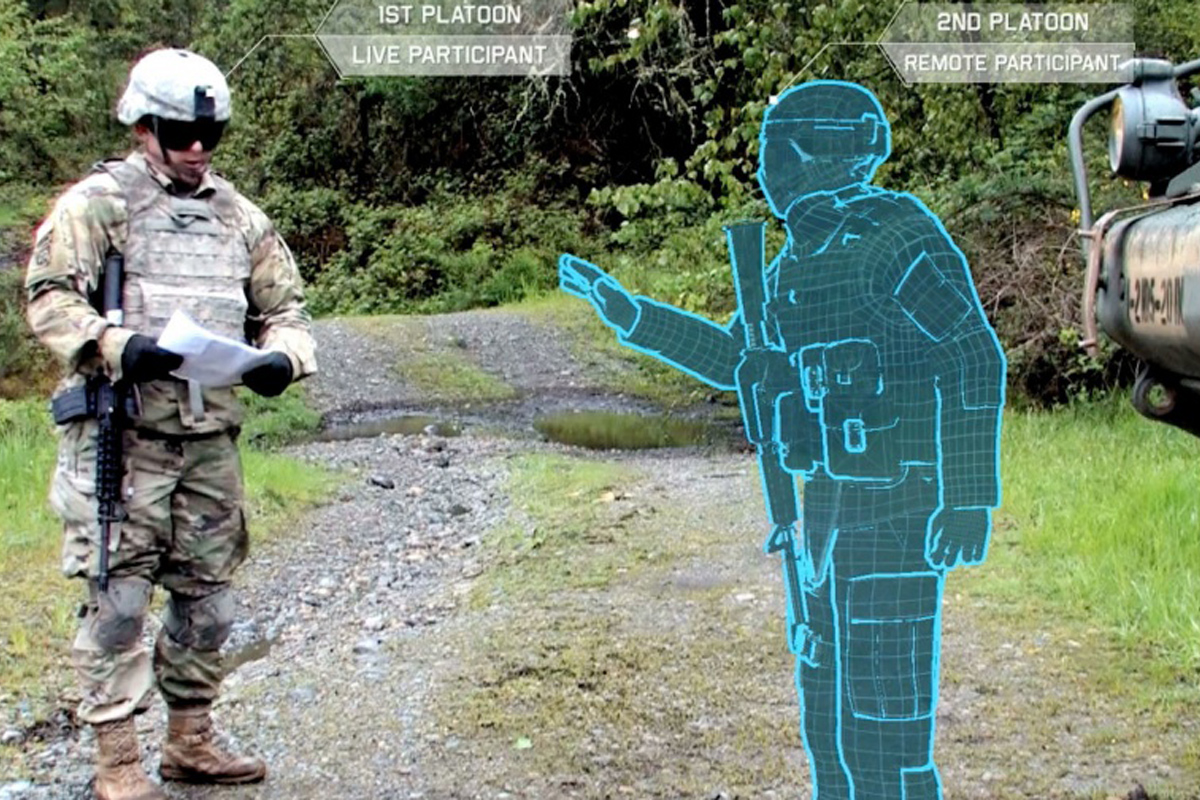 The Army Is Building Avatars that Can Fight Infantry Soldiers