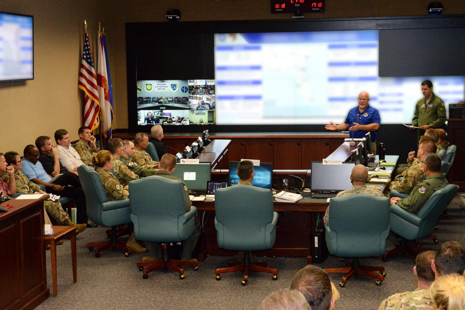 Hurricane Preparation Changing at Florida Air Force Bases
