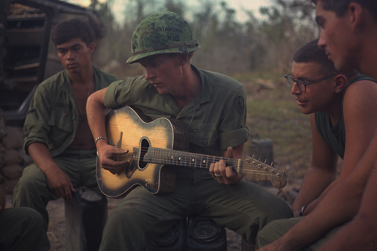 5 Ways Country Music Intersects With the Military in Ken Burns' 'Country Music'