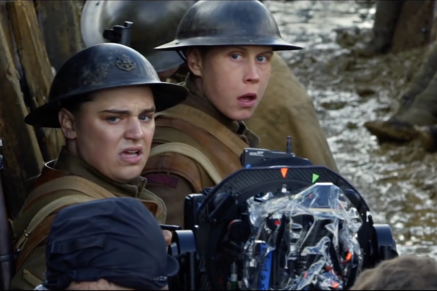 One Continuous Shot Aims To Immerse Viewers In Wwi Movie