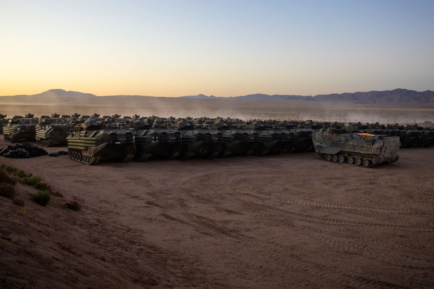 'Unlike Any Exercise': A Massive Marine Corps War Game Is Happening at 29 Palms