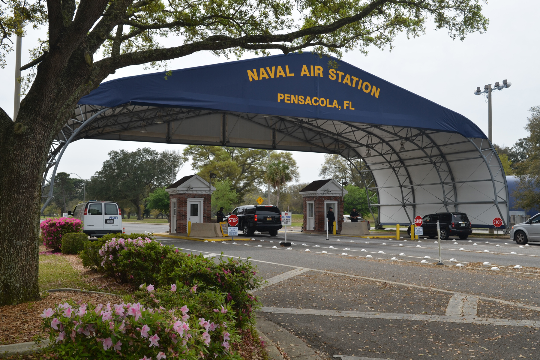 Reports of Active Shooter Put Pensacola Naval Base on Lockdown