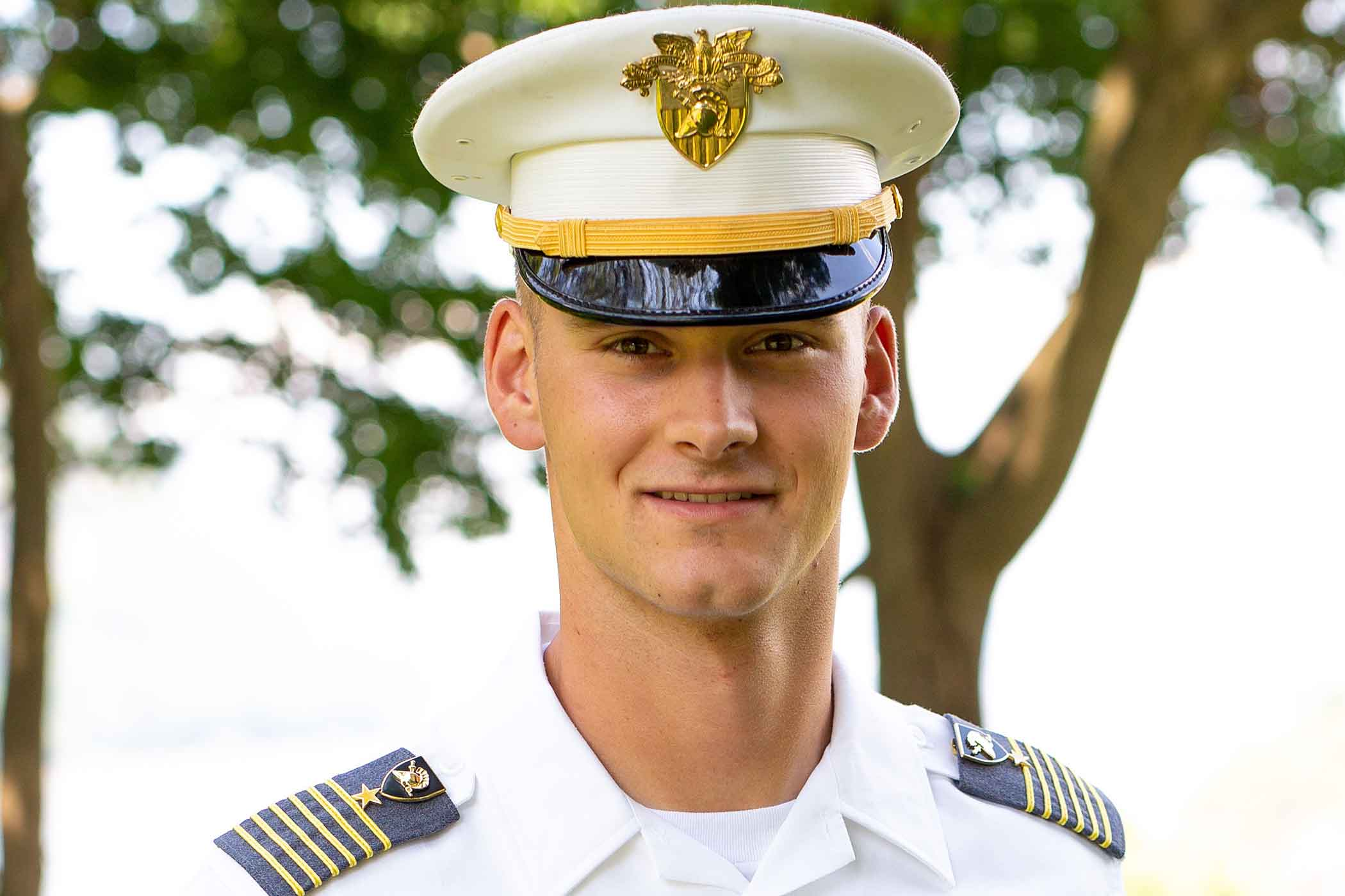 Meet the Only West Point Cadet to Be Named a Rhodes Scholar This Year