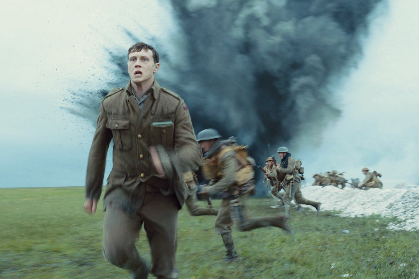 WWI Drama '1917' Leads All Military Movies With 10 Oscar Nominations