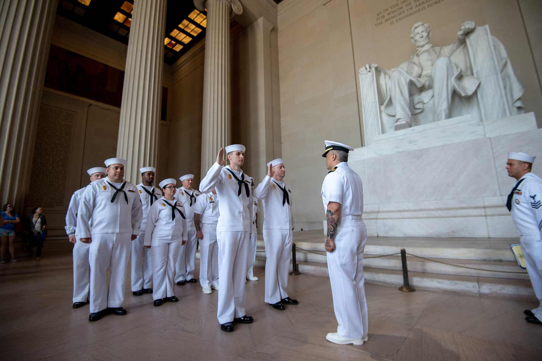 More Sailors Are Reenlisting Leaders Say It S Because Navy
