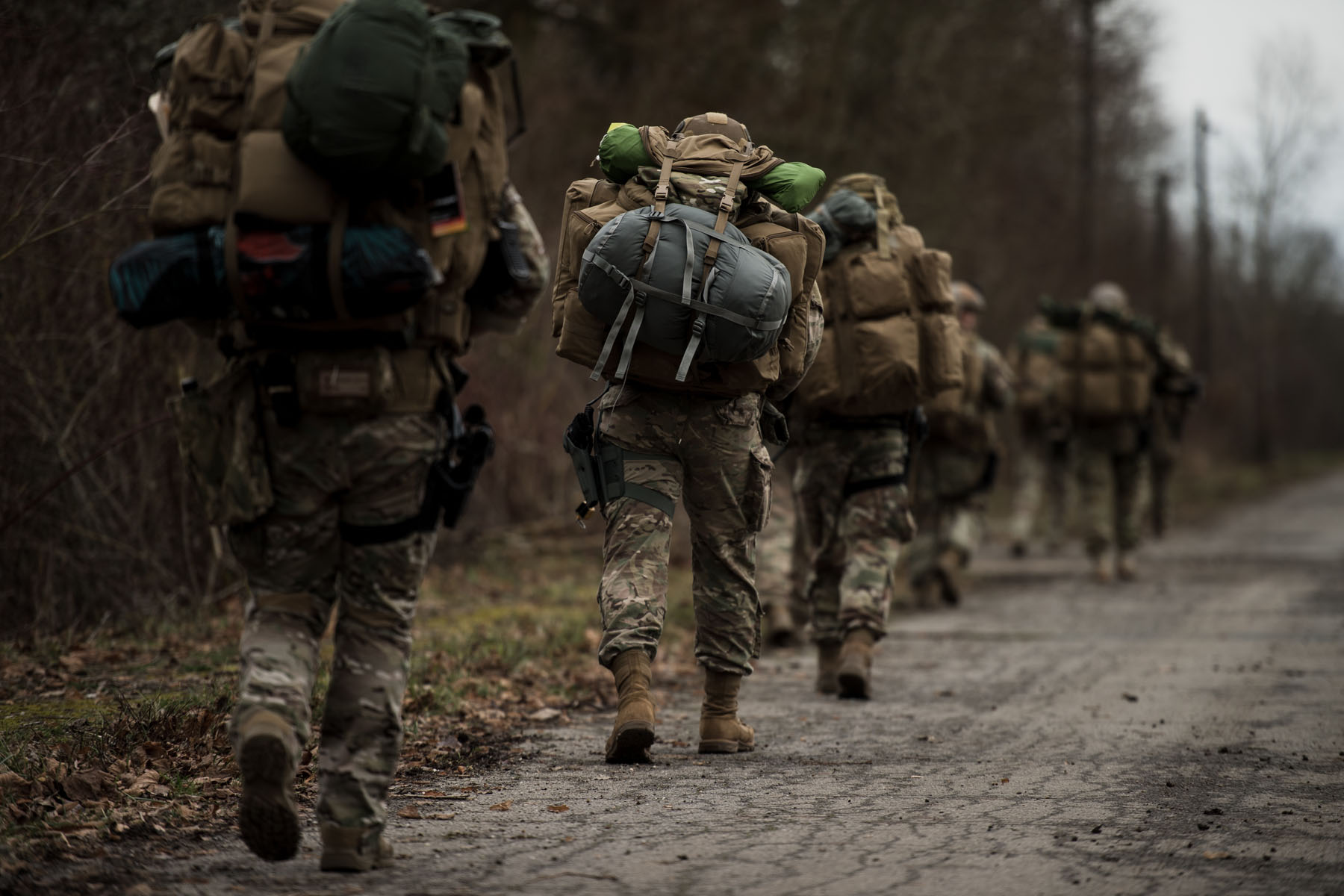 Thousands of US Troops Will Be Stuck Overseas Under Sweeping New Travel Ban