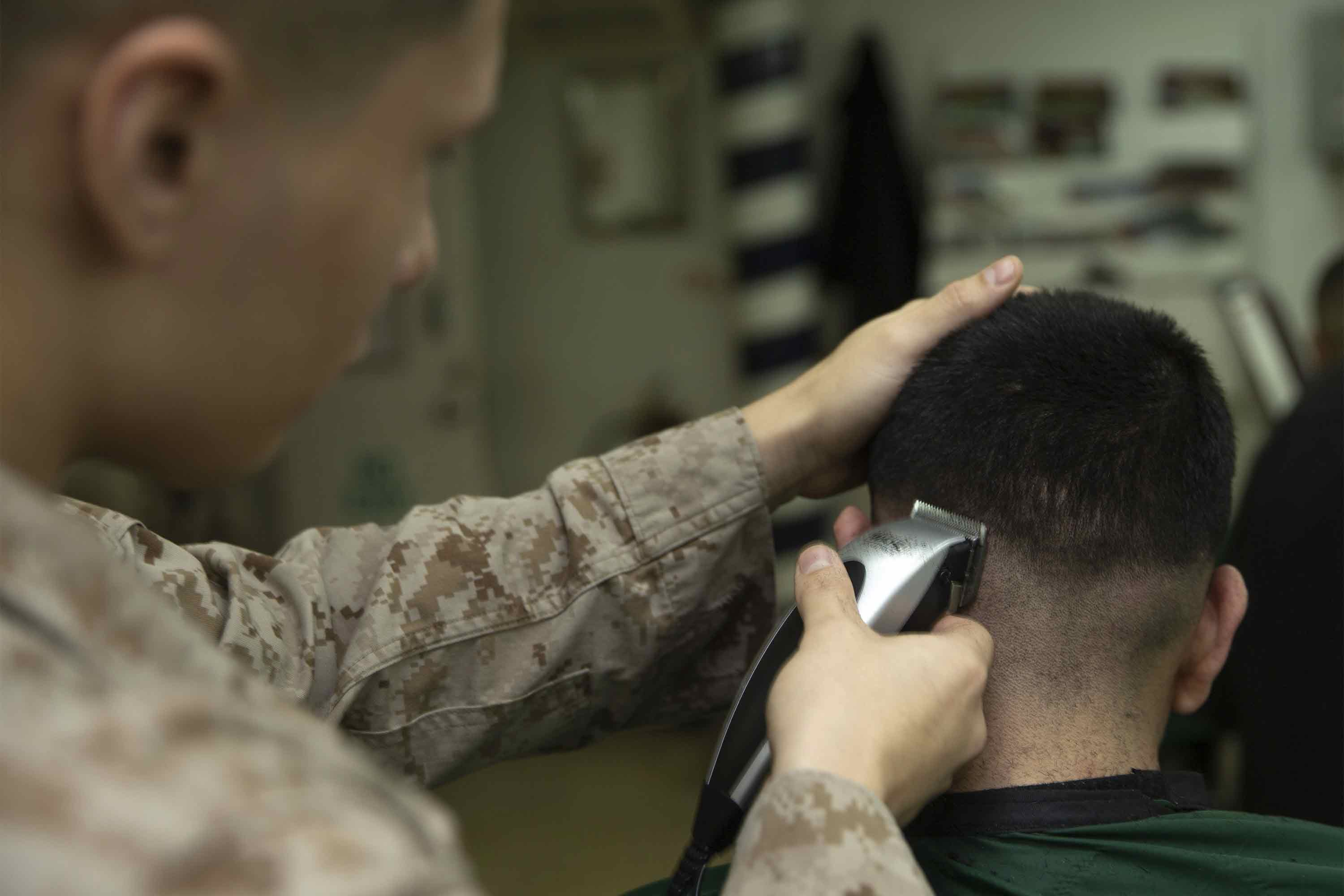 Marine Corps It S Up To Unit Commanders To Relax Grooming Rules Cut Training Military Com