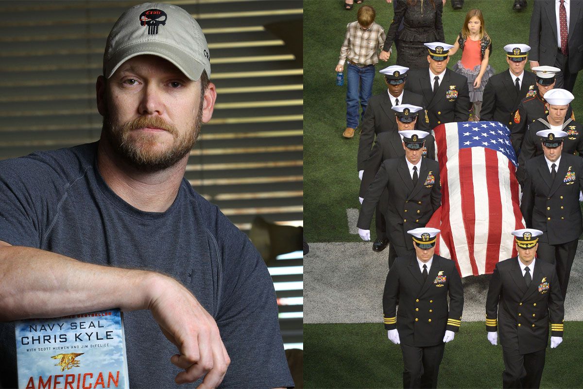 Everything You Need to Know About the Life and Death of Chris Kyle