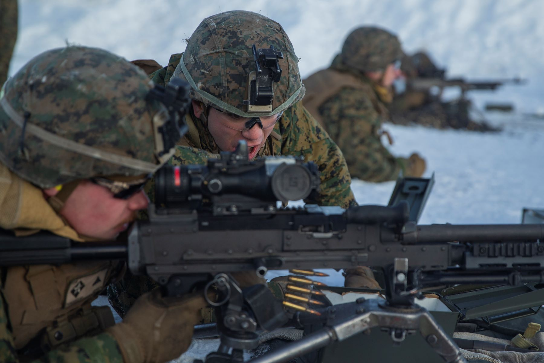 After 50 Years, the Army and Marine Corps Are Closing In on Dumping Brass-Cased Ammo