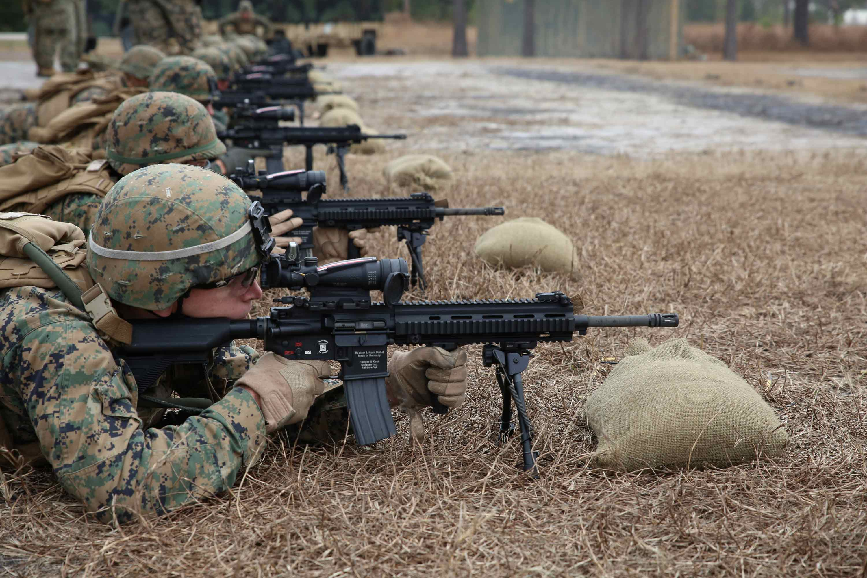 Marine Corps May Replace Infantry M27s with the Army's Next Generation Squad Weapon
