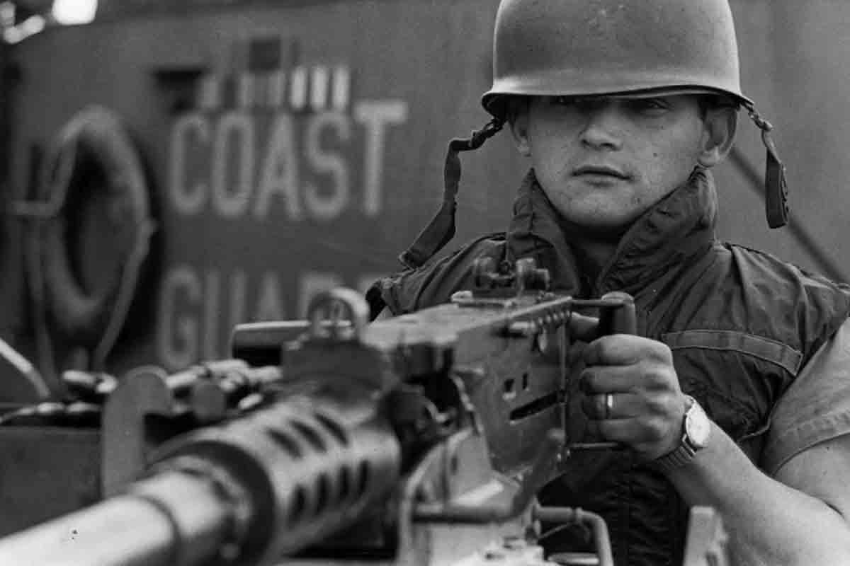5 Combat Victories the Coast Guard Scored Against America's Enemies