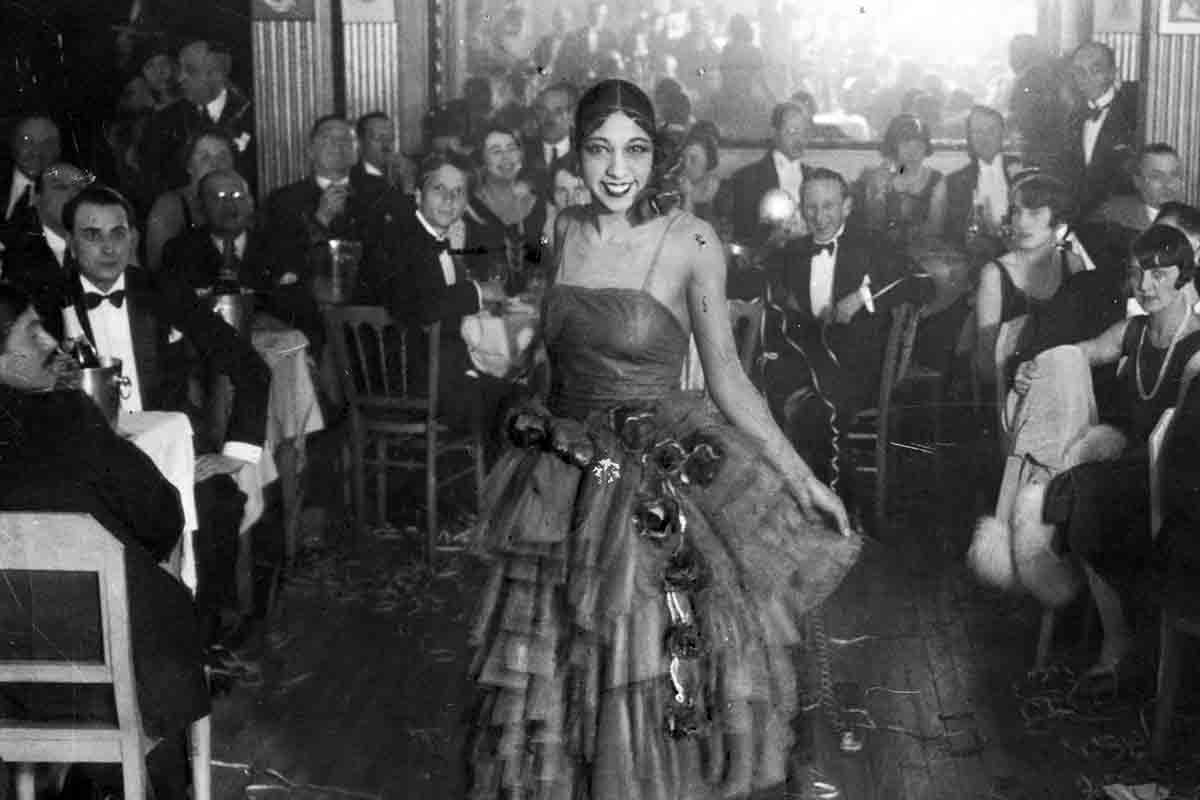 Josephine Baker Was the First Black Superstar -- and World War II's Most Unlikely Spy