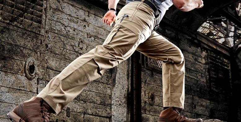 Vertx Unveils its Newest Tactical Pants