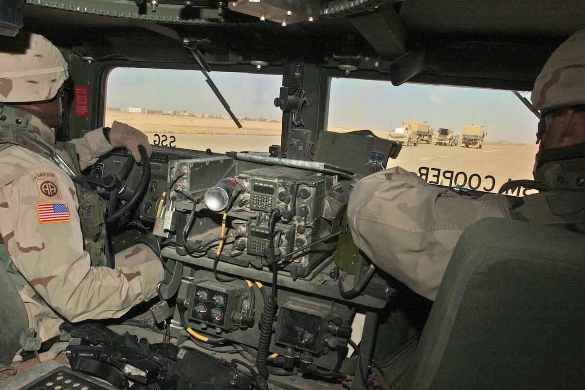 Sincgars Military Com