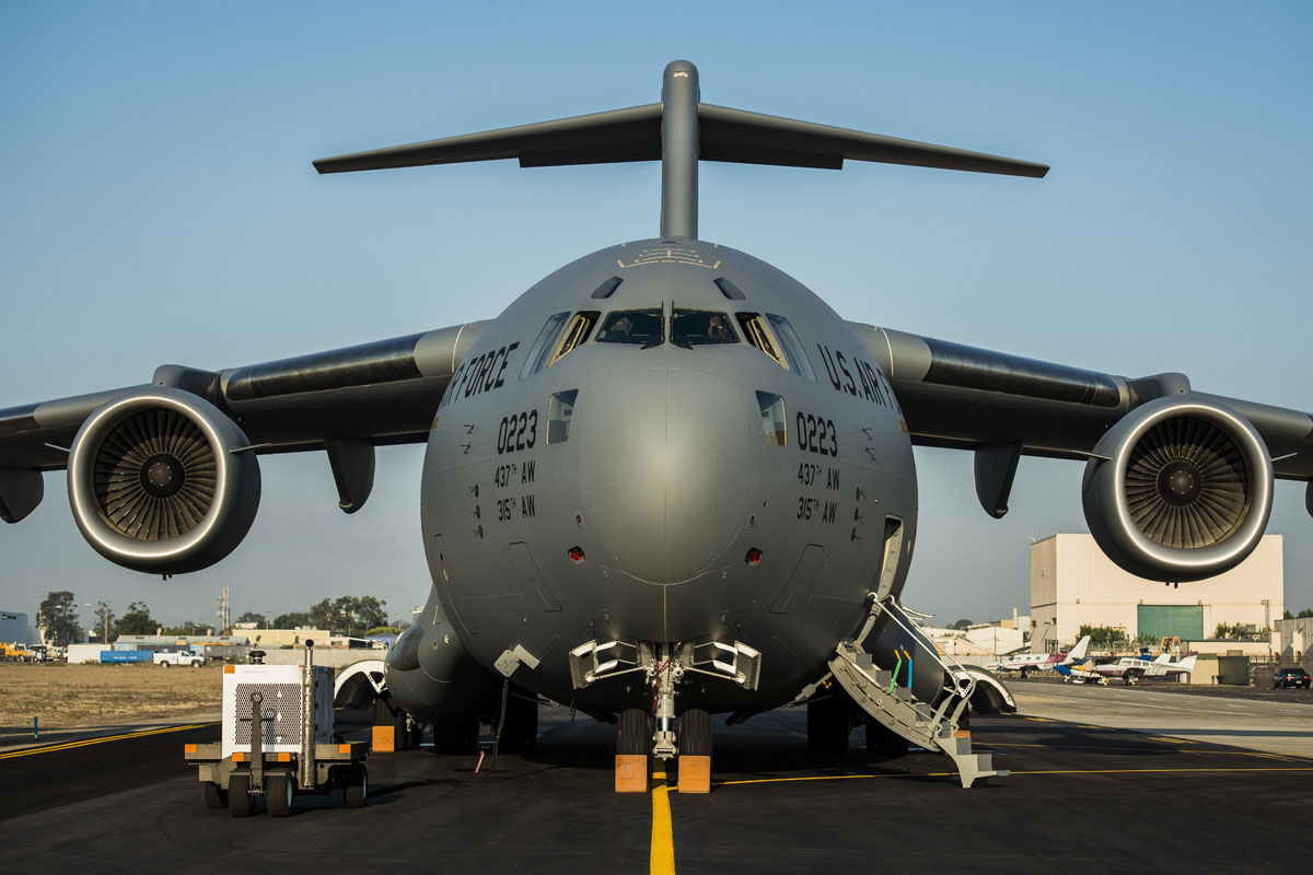 US Air Force Transports Rescue Teams for Nepal Earthquake Recovery