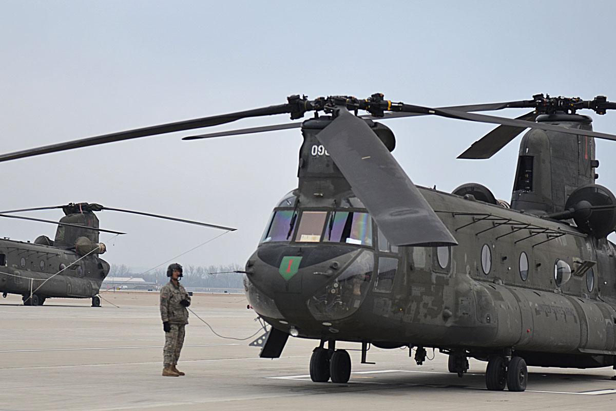 CH-47D Chinook | Military com