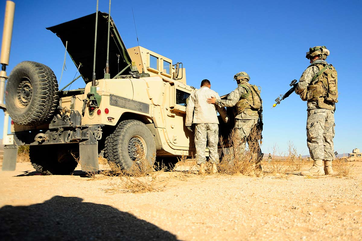 High Mobility Multipurpose Wheeled Vehicle (HMMWV) | Military.com on