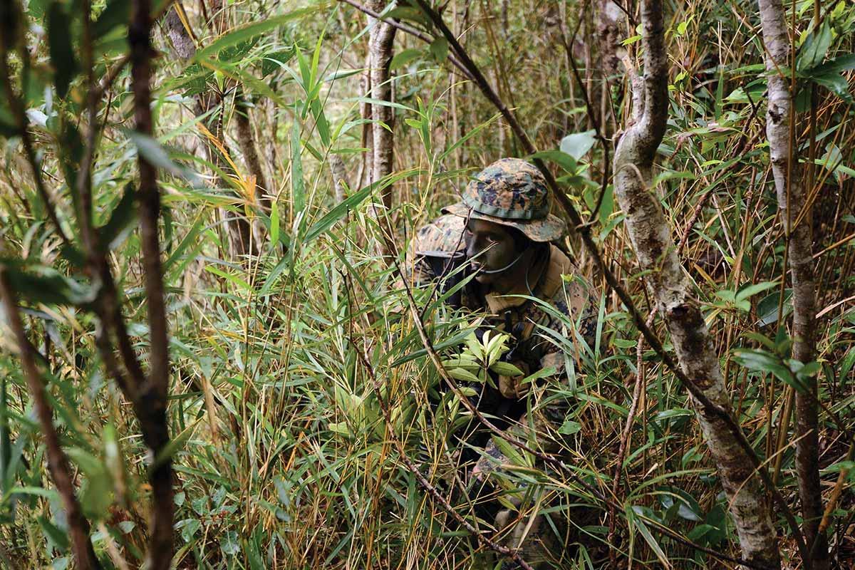 Marine Corps Combat Utility Uniform Military Com
