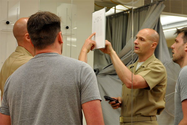 Usmc Weight Charts Military