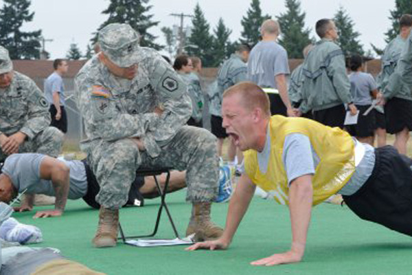 are you prepared for service academy or rotc fitness test