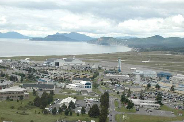 whidbey island naval air station welcomes new leadership