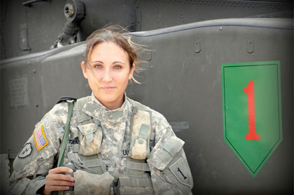 Apache Pilot Fulfills Lifelong Dream Military Com