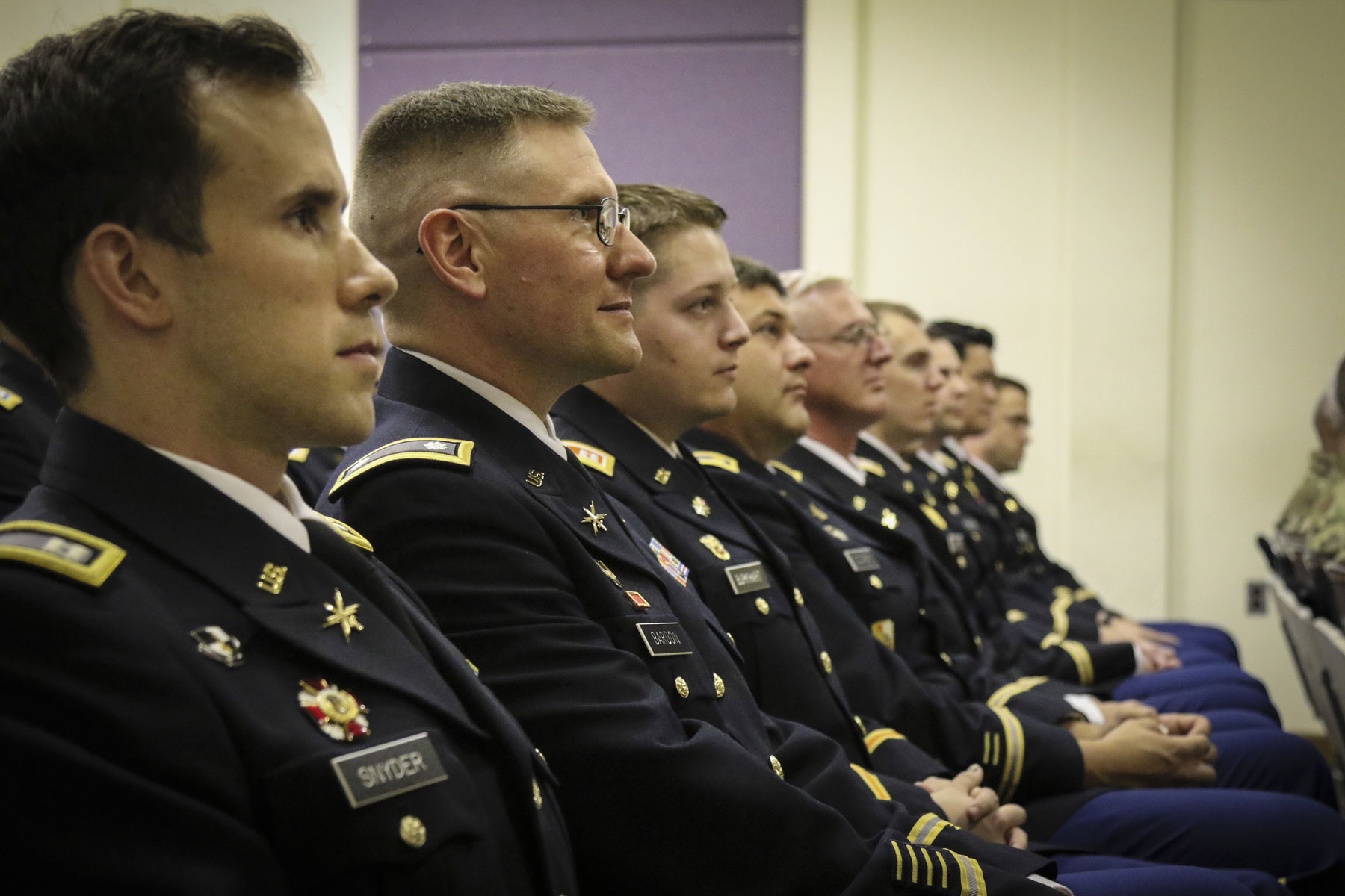 fort gordon graduates first class for cyber school